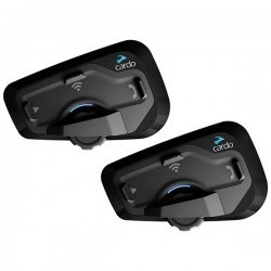 CARDO - CARDO FREECOM 4 + DUO BLUETOOTH VE INTERCOM (IKILI PAKET) (1)