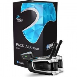 CARDO - CARDO PACKTALK BOLD DUO BLUETOOTH VE INTERCOM (IKILI PAKET)