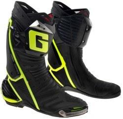 GAERNE - GAERNE GP1 READY 2 RACE ÇİZME SİYAH SARI