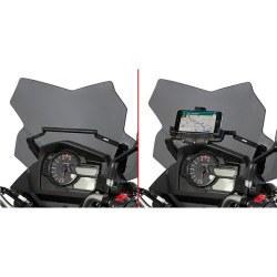 GIVI - GIVI FB3112 SUZUKI DL 650 V-STROM (17-19) ÖN CAM ARKASI AKSESUAR TUTACAGI