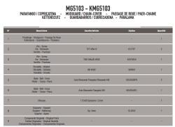 GIVI - GIVI MG5103 BMW F650GS - F800GS (08-17) - F700GS (13-17) ZINCIR MUHAFAZA VE ÇAMURLUK (1)