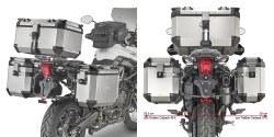 GIVI - GIVI PL6413CAM TRIUMPH TIGER 800 XC - 800 XR (18) YAN ÇANTA TASIYICI