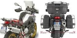 GIVI - GIVI PLR5127 BMW F750GS - F850GS (18) YAN ÇANTA TASIYICI