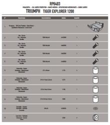GIVI - GIVI RP6403 TRIUMPH TIGER EXPLORER 1200 (12-15) KARTER KORUMA (1)