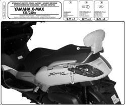 GIVI - GIVI TB49 YAMAHA X-MAX 125-250 (05-09) SISSYBAR
