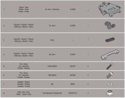 KAPPA - KAPPA KRA5112 BMW R 1200 GS ADVENTURE (14-18) ARKA ÇANTA TASIYICI (1)