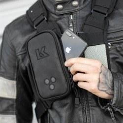 KRIEGA - KRIEGA HARNES POCKET XL AKSESUAR ÇANTASI SOL (1)