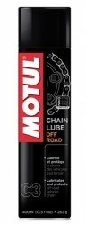 MOTUL - MOTUL ZİNCİR YAĞI OFF ROAD KULLANIM 400 ML C3