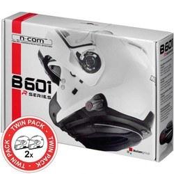 NOLAN - NOLAN N-COM B601R TWIN PACK BLUETOOTH INTERCOM SİSTEMİ ( N100-5 - N104 - N87 - N70 - N44 - N40 )