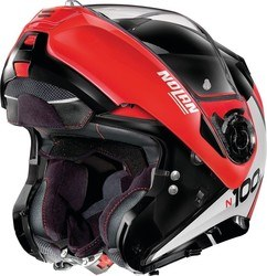 NOLAN - NOLAN N100-5 PLUS DISTINCTIVE N-COM KASK 27 (1)