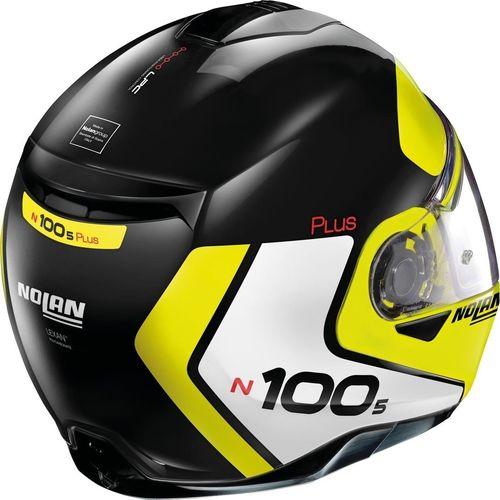NOLAN N100-5 PLUS DISTINCTIVE 28 N-COM KASK
