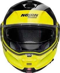 NOLAN N100-5 PLUS DISTINCTIVE 28 N-COM KASK - Thumbnail