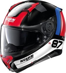 NOLAN - NOLAN N87 PLUS DISTINCTIVE N-COM KASK 28