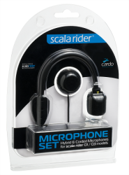 SCALA RIDER - CARDO SPQ13001 MIKROFON SET HYBRID CORDED (Q1-Q3)