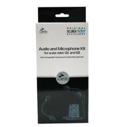 SCALA RIDER - SCALA RIDER SRAK0021 AUDIO VE MIKROFON SET (Q1-Q3)