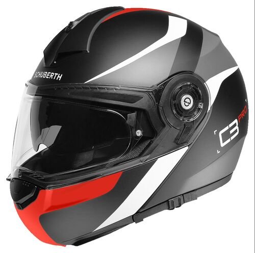 SCHUBERTH C3 PRO KASK SESTANTE RED