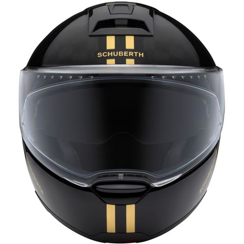 SCHUBERTH C4 PRO CARBON FUSION GOLD KASK