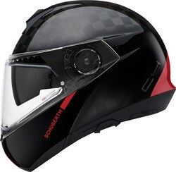 SCHUBERTH - SCHUBERTH C4 PRO CARBON FUSION RED KASK