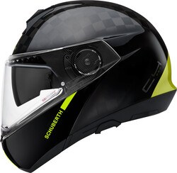SCHUBERTH - SCHUBERTH C4 PRO CARBON FUSION YELLOW KASK