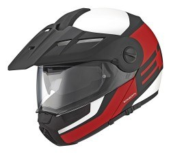 SCHUBERTH - SCHUBERTH E1 GUARDIAN RED KASK