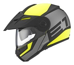 SCHUBERTH - SCHUBERTH E1 GUARDIAN YELLOW KASK (1)