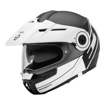 SCHUBERTH E1 RADIANT WHITE KASK