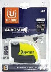 URBAN SECURITY UR6 6mm PİM ALARMLI DISK KILIDI - Thumbnail